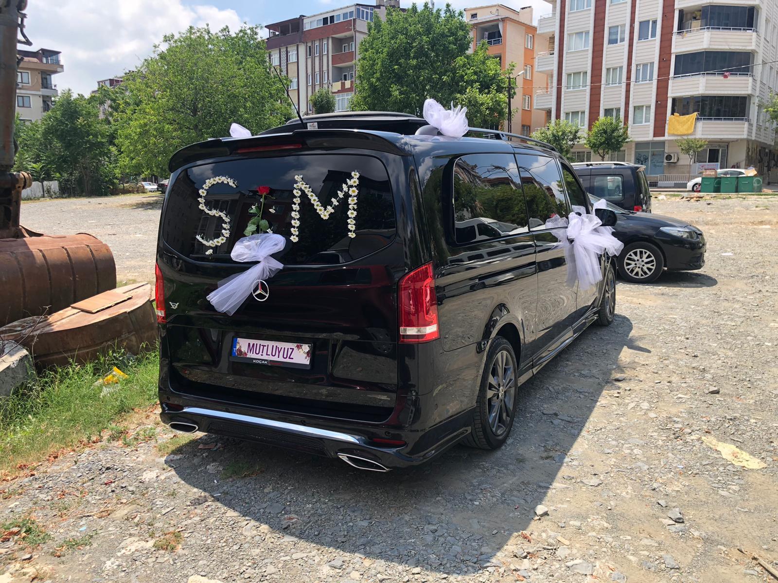 Vip Bridal Car